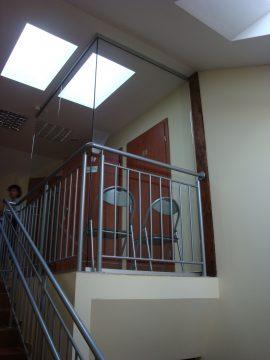 Ścianka szklana